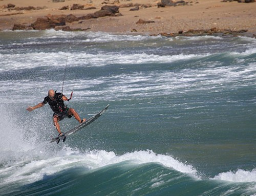 Kiteboarding in Port Elizabeth